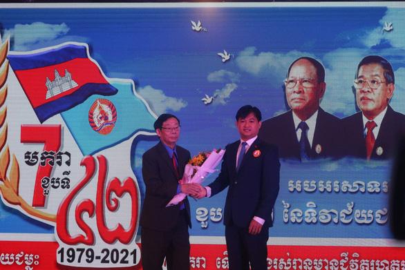 Quan hệ Việt Nam - Campuchia: Trong sáng, thủy chung và bền vững - Ảnh 1.