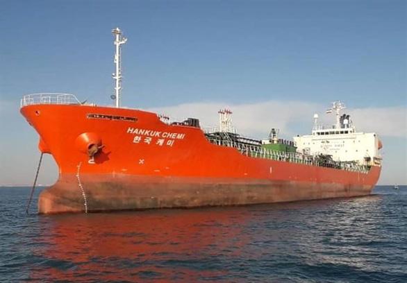 کره جنوبی سخت در تلاش است تا یک کشتی اسیر شده توسط ایران را نجات دهد - عکس 1.