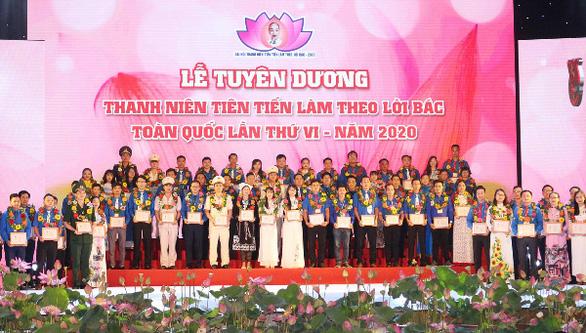 Tôi yêu Tổ quốc tôi vào top sự kiện tiêu biểu của Đoàn và phong trào thanh thiếu nhi - Ảnh 1.