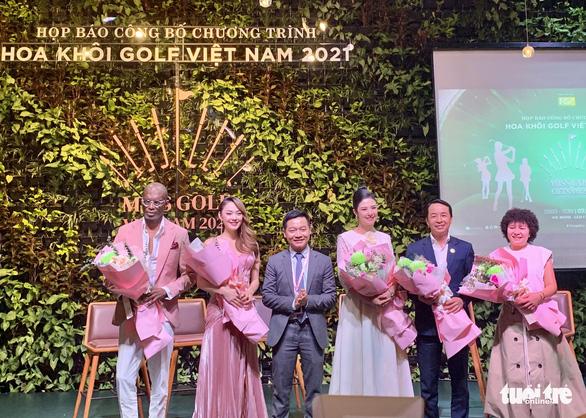 Minh Hằng, Ngọc Hân làm cố vấn 'Hoa khôi golf Việt Nam' đầu tiên tại Việt Nam - Ảnh 2.