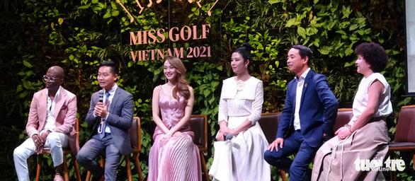Minh Hằng, Ngọc Hân làm cố vấn 'Hoa khôi golf Việt Nam' đầu tiên tại Việt Nam - Ảnh 1.