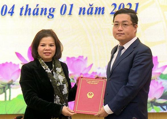 Ông Nguyễn Nhân Chinh làm giám đốc Sở: Con lãnh đạo cũng phải dựa vào trình độ chuyên môn - Ảnh 2.