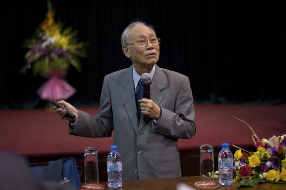 Nhà thiên văn học Nguyễn Quang Riệu qua đời vì COVID-19 - Ảnh 1.