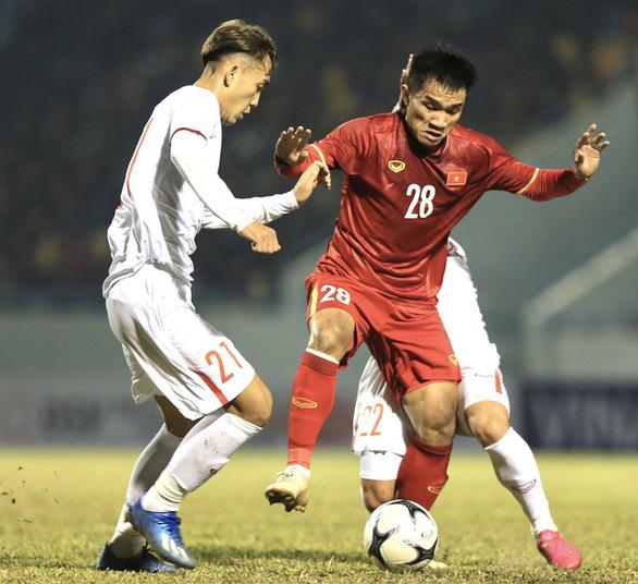 VFF thu 1,8 tỉ đồng sau hai trận giao hữu của đội tuyển Việt Nam và U22 Việt Nam - Ảnh 1.