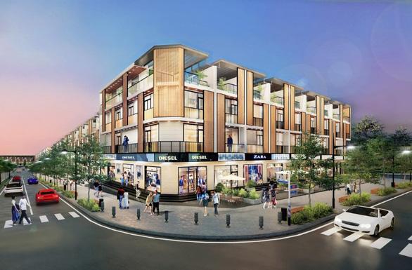 Bất động sản Bình Dương sôi động với nhà phố thương mại theo phong cách Nhật - Ảnh 1.
