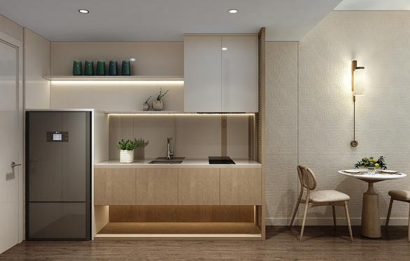 Không gian nghỉ dưỡng thư thái bên trong căn hộ du lịch Alaric Tower - Ảnh 5.