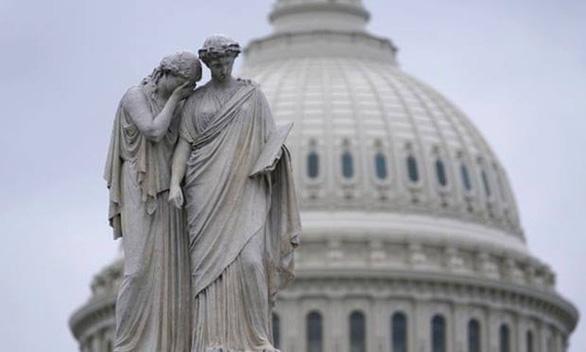 Hỗn loạn chính trị chờ nước Mỹ - Ảnh 1.