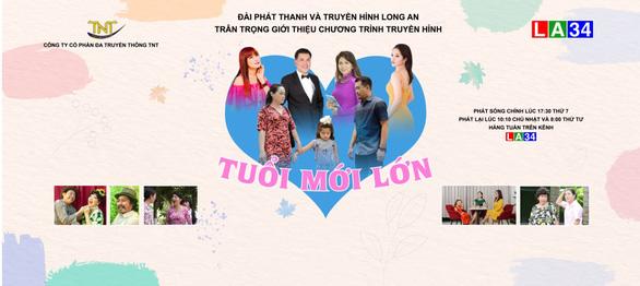 Đài PT&TH Long An ra mắt chương trình Tuổi mới lớn - Ảnh 2.