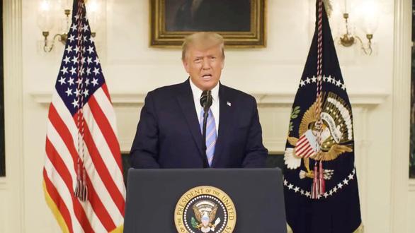 آقای ترامپ: طرفداران من در آینده حرف خواهند زد - عکس 1.