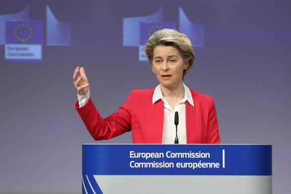 EU yêu cầu các thành viên không mua riêng vắc xin ngừa COVID-19 - Ảnh 1.