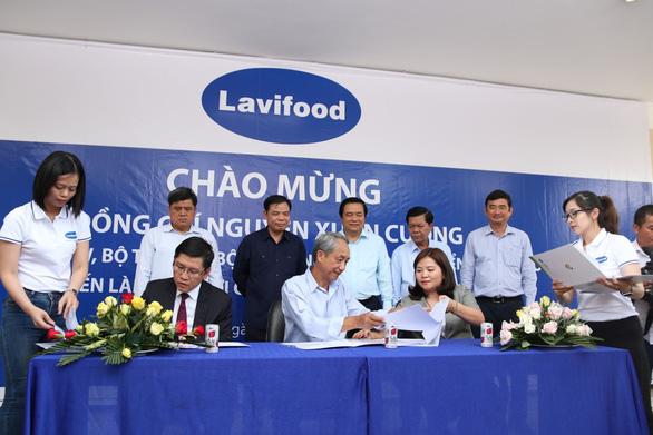Lavifood và hành trình đưa nông sản Việt Nam đến bàn ăn thế giới - Ảnh 2.
