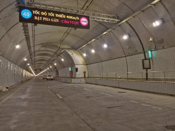 Khai thác tuyến Lộ Tẻ - Rạch Sỏi, hầm Hải Vân 2 từ đầu tuần sau - Ảnh 1.