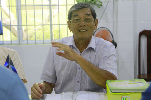 Kỹ sư Hồ Quang Cua trải lòng với Bộ trưởng NN-PTNT chuyện gạo ST25 rớt hạng - Ảnh 1.