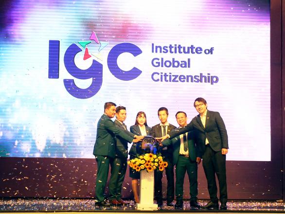 TTC Edu đổi tên thành Học viện Công dân toàn cầu - Ảnh 1.