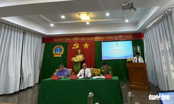 Sắp xét xử đại gia Trịnh Sướng và 38 đồng phạm sản xuất, mua bán xăng giả - Ảnh 2.