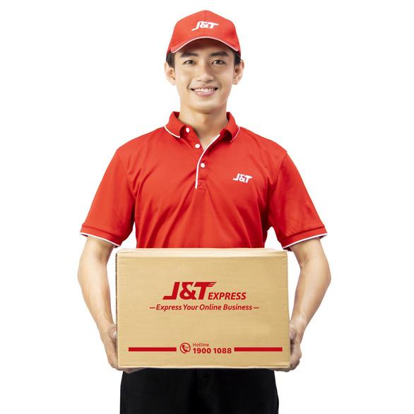 J&T Express bắt tay Haravan tích hợp nhiều tiện ích cho người kinh doanh online - Ảnh 2.