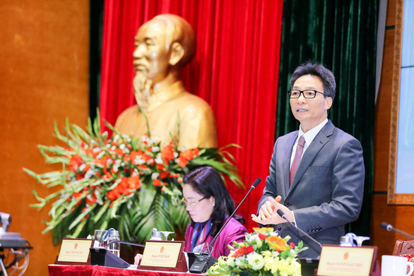 Bộ trưởng Nguyễn Ngọc Thiện: Văn hóa thì phải từ từ, không nhanh được - Ảnh 1.