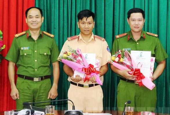 Thượng tá Trần Văn Hiếu làm trưởng Phòng cảnh sát hình sự Công an TP.HCM - Ảnh 1.