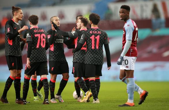 Điểm tin thể thao sáng 9-1: Liverpool dễ dàng đi tiếp ở Cúp FA, Villarreal tạm qua mặt Barca - Ảnh 1.