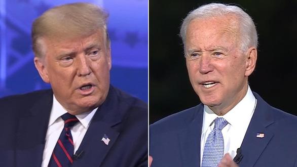 Ông Biden cho rằng ông Trump không đến lễ nhậm chức là điều tốt - Ảnh 1.