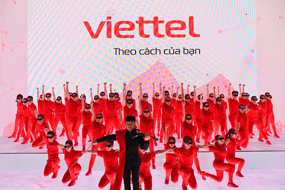 Viettel tái định vị thương hiệu phù hợp sứ mệnh mới - Ảnh 1.