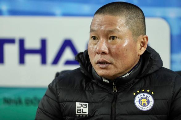 HLV Trương Việt Hoàng: Cầu thủ Viettel đã có một trận đấu đáng biểu dương - Ảnh 2.