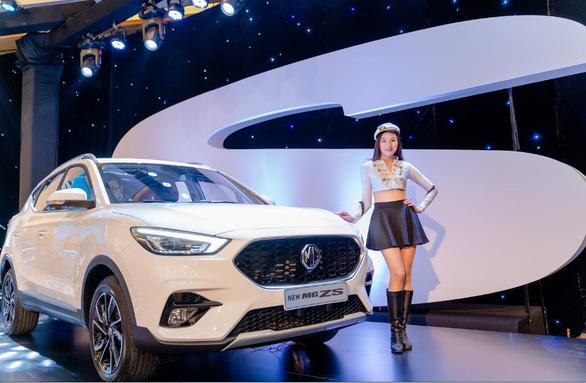 Cận cảnh MG ZS 2021 mới nhập khẩu Thái Lan với giá từ 569 triệu đồng - Ảnh 1.