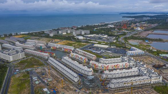 Lên thành phố - lực đẩy cho đảo ngọc Phú Quốc - Ảnh 1.
