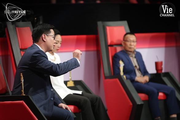 Coi tập 8 siêu trí tuệ Việt Nam, giám khảo Tóc Tiên: Chơi vậy ai chơi được - Ảnh 8.