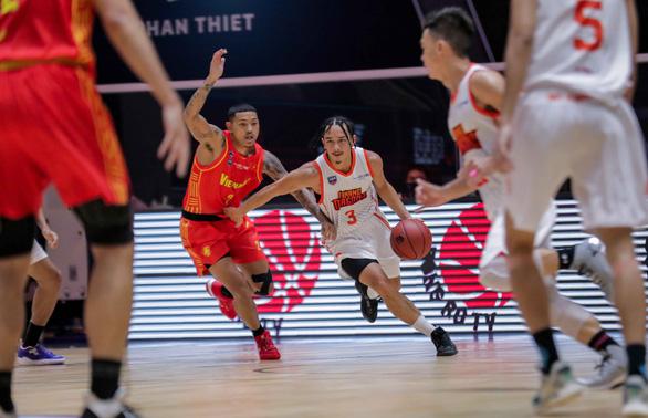 Tuyển bóng rổ Việt Nam nhận thất bại đầu tiên - Ảnh 3.