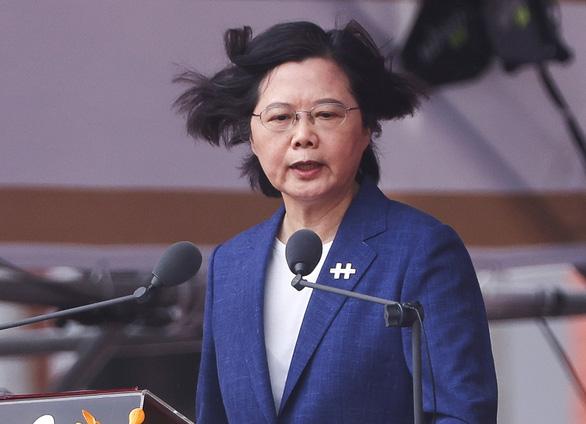 Lãnh đạo Đài Loan: Lãnh thổ này không cúi đầu, Trung Quốc: Kích động đối đầu - Ảnh 1.