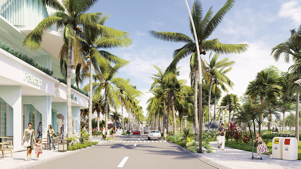 Ra mắt thành phố nghỉ dưỡng ven sông đa sắc màu - Sun Riverside Village - Ảnh 5.