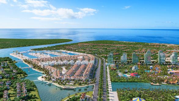 Ra mắt thành phố nghỉ dưỡng ven sông đa sắc màu - Sun Riverside Village - Ảnh 1.