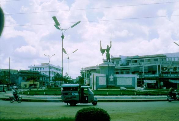 Sài Gòn - những vòng xoay ký ức - Kỳ 3: Ở Cây Gõ mà nhớ Cây Gõ - Ảnh 1.