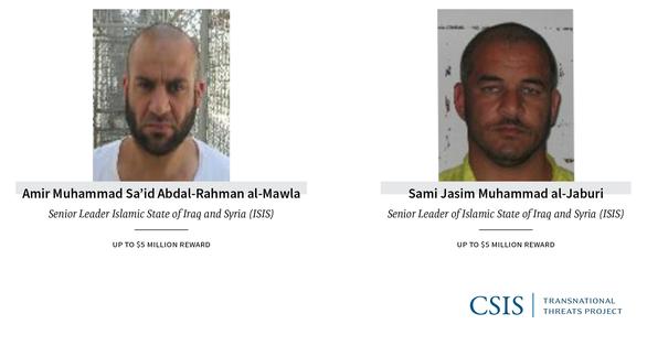 Cựu phó thủ lĩnh khủng bố IS bị tình báo Iraq bắt sống - Ảnh 1.