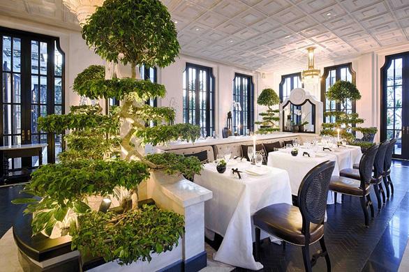 Nhà hàng La Maison 1888 nổi tiếng thế giới tại InterContinental Danang Sun Peninsula Resort - Ảnh 3.