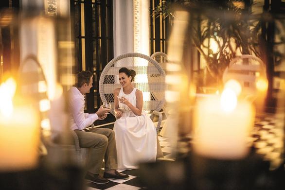 Nhà hàng La Maison 1888 nổi tiếng thế giới tại InterContinental Danang Sun Peninsula Resort - Ảnh 4.