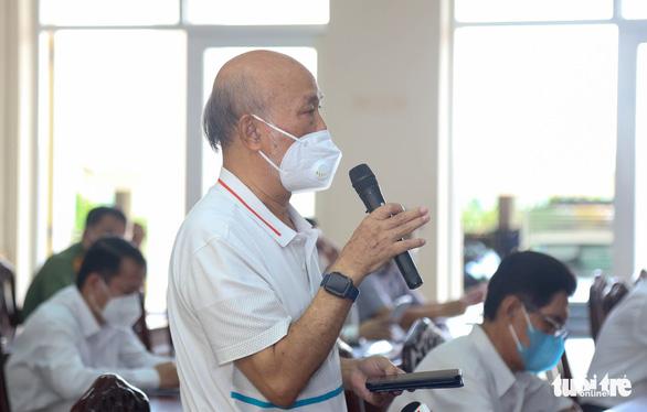 Chủ tịch Phan Văn Mãi: TP.HCM dự kiến phát triển 1 triệu nhà ở giá rẻ cho người thu nhập thấp - Ảnh 2.
