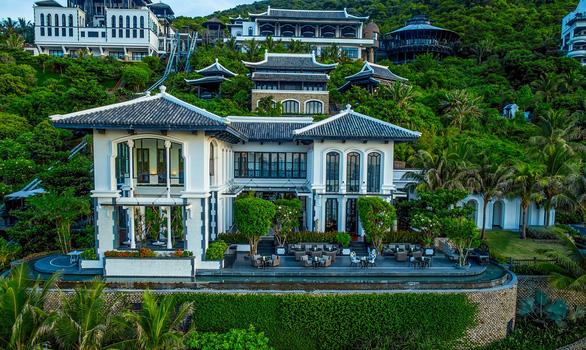 Nhà hàng La Maison 1888 nổi tiếng thế giới tại InterContinental Danang Sun Peninsula Resort - Ảnh 1.