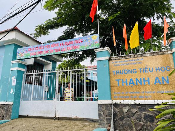 TP.HCM: Nghiên cứu phương án 100% học trực tiếp ở xã đảo Thạnh An - Ảnh 1.