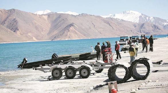 Đàm phán biên giới bế tắc, Ấn Độ và Trung Quốc đổ lỗi cho nhau - Ảnh 2.