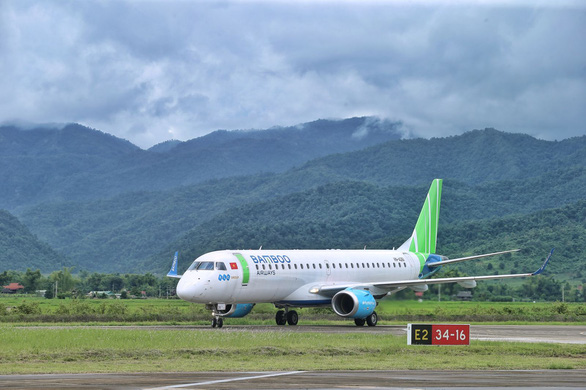 Điện Biên đề nghị khôi phục đường bay Điện Biên - Hà Nội và ngược lại - Ảnh 1.