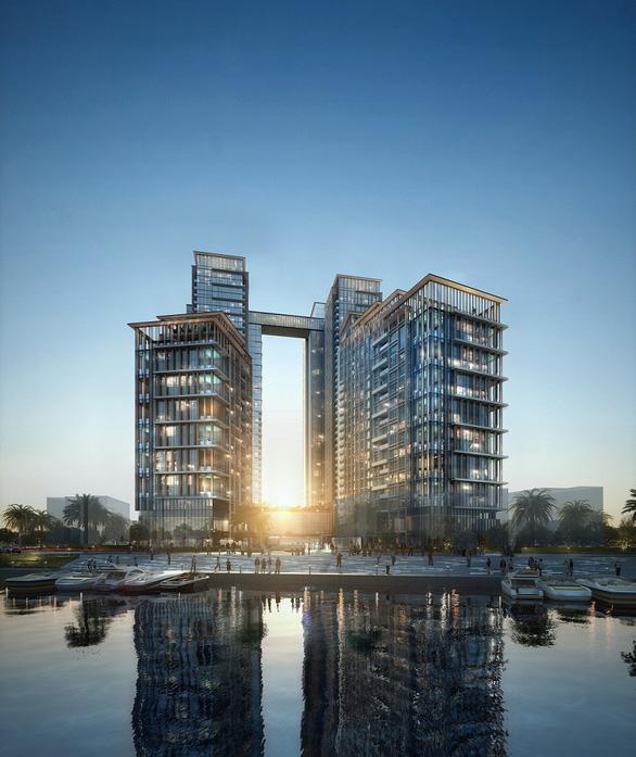 Ascott sẽ vận hành tổ hợp khách sạn, căn hộ dịch vụ, TTTM cao cấp Tây Hồ View - Ảnh 1.
