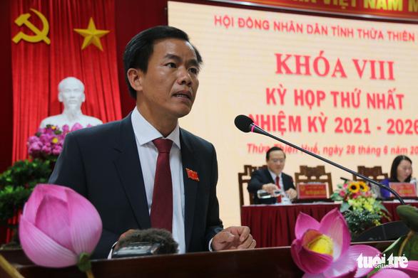 Thừa Thiên Huế lên tiếng việc chủ tịch tỉnh bị nêu tên '18 tháng không tiếp dân' - Ảnh 1.