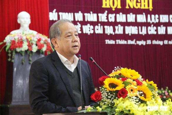 Thừa Thiên Huế lên tiếng việc chủ tịch tỉnh bị nêu tên '18 tháng không tiếp dân' - Ảnh 2.