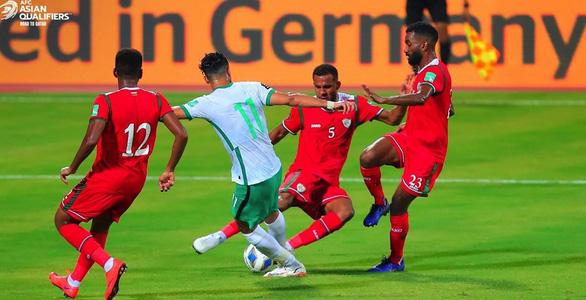Oman - đối thủ vừa tầm của tuyển Việt Nam - Ảnh 1.