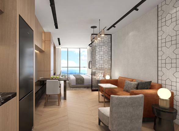 Ascott sẽ vận hành tổ hợp khách sạn, căn hộ dịch vụ, TTTM cao cấp Tây Hồ View - Ảnh 3.