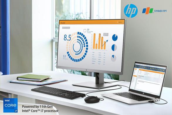 Làm việc ở nhà hiệu quả cùng HP ProBook 400 Series G8 - Ảnh 2.
