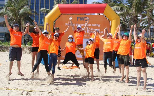 Điều gì giúp FWD Việt Nam sở hữu môi trường làm việc tốt nhất châu Á? - Ảnh 3.