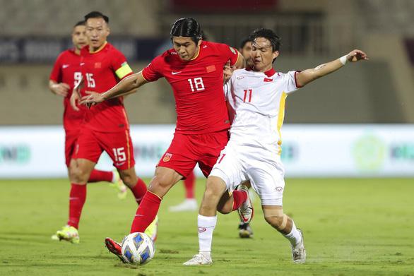 Ông Park loại Tuấn Anh khỏi trận gặp Oman vì chấn thương - Ảnh 1.
